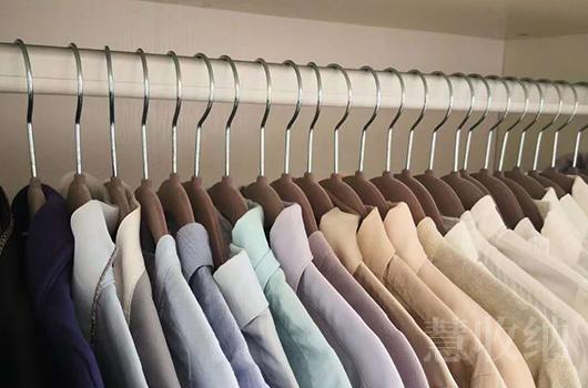 衣橱规划整理