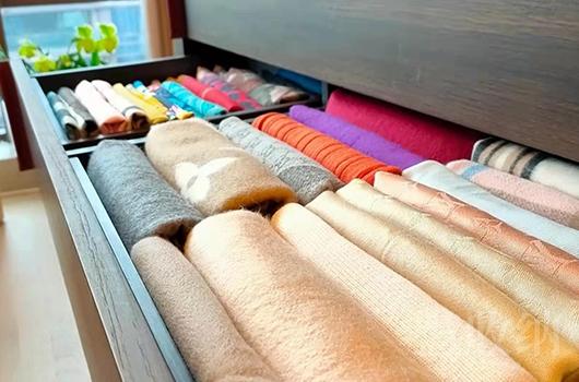衣柜规划整理