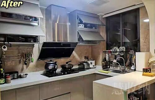 厨房收纳整理案例展示